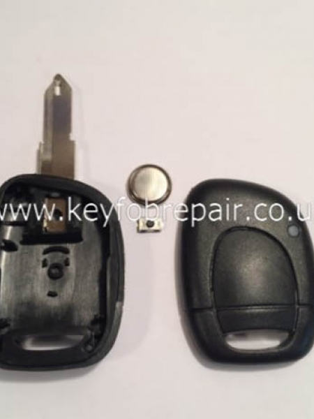 Renault Clio Kangoo 1 Button DIY Repair Or Refurbish Kit